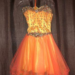 Angela and Alison Formal Dress